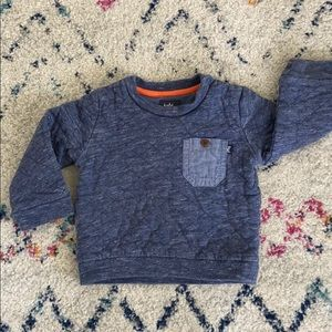 Baby Oshkosh Quilted Sweatshirt